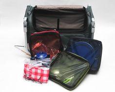 REI Camp Pack N Prep Tote Table