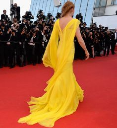 Uma Thurman - 'Clouds Of Sils Maria' Cannes Film Festival Premiere