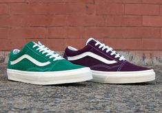 #Vans Old Skool Vintage Pack #sneakers