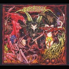 BONGRIPPER - Satan Worshipping Doom