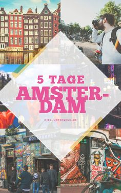 Best Amsterdam Tips with Attractions & Insider .- Die besten Amsterdam Tipps mit Sehenswürdigkeiten & Insider-Tipps Short trip to Amsterdam: canal cruises, food tour & attractions - Amsterdam Guide, Visit Amsterdam, Amsterdam Travel, Amsterdam City, Amsterdam Food, Amsterdam Shopping, Medan, Disneyland Paris, Sites Touristiques