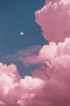pink dreams Framed Art Print by Matias Alonso Revelli - Vector Black - MEDIUM Pink Clouds Wallpaper, Iphone Wallpaper Sky, Night Sky Wallpaper, Aesthetic Pastel Wallpaper, Aesthetic Backgrounds, Aesthetic Wallpapers, Lilac Sky, Pretty Sky, Sky Painting