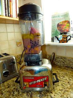 Ultra Breakfast Smoothie   P1060687