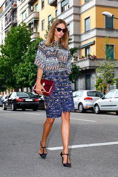 Looks de street style para llevar a la oficina | Galería de fotos 39 de 76 | VOGUE