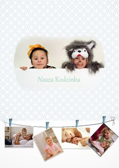 Fotokalendarz projekt z izziBook.pl - Planer bajkowy