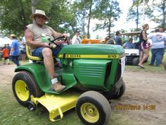 Newer Style Cozy Cab For Old Style John Deere Garden