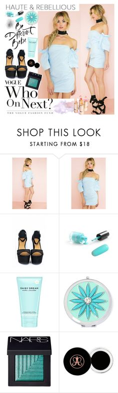 """""""Haute&Rebellious 8"""" by gaby-mil ❤ liked on Polyvore featuring Marc Jacobs, Liz Claiborne, NARS Cosmetics, Anastasia Beverly Hills and haute"""