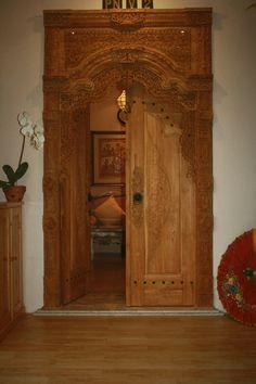 Gebyok Door