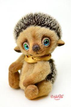 Hedgehog Pim ooak by NatalKa Creations – Natalie Lachnitt – Tedsby