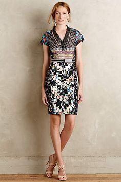 Margot Pencil Dress - anthropologie.com #anthrofave