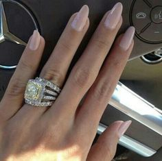 love the nails but love the ring even more