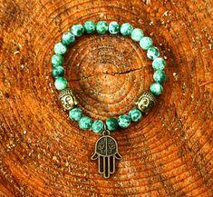 Bracelet  #geminos👭#nature#forest#bracelet#jewelry#boho#art#dreamcatcher#green#peace#flercz#igerscz#dnestvorim#rucniprace Boho Jewelry, Jewelry Bracelets, Turquoise Necklace, Beaded Necklace, Dream Catcher, Peace, Green, Nature, Instagram
