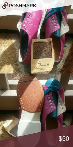 Ladies Bowling Shoes Brand new Linds Bowling Shoes... If you a league bowler,  you may need a new pair of shoes.  Available... Lind Shoe Company Shoes Athletic Shoes