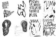 v:nm Festival – Christian Leban Experimental Music, Festival Posters, Constellations, Color Patterns, How To Draw Hands, Typography, Christian, Graphic Design, Feelings
