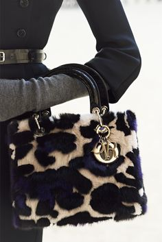 Dior presented some very fashion handbags...