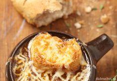 Francúzska cibuľová polievka Macaroni And Cheese, Ethnic Recipes, Food, Mac And Cheese, Essen, Meals, Yemek, Eten