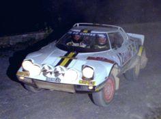 Lancia Stratos Bettega Vacchetto Elba 1978