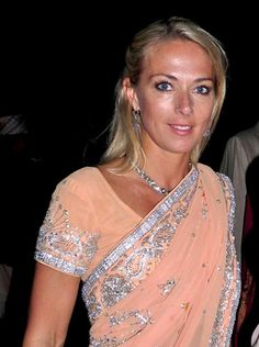 ELISE OVERLAND, Norwegian designer based in New York City and now in love with India!