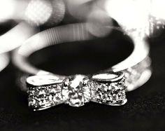 LOVE!!!!!! diamond bow, so cute