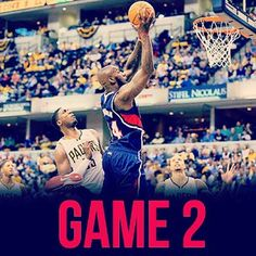 GAME NIGHT! The #ATLHawks look to even the series with the Pacers before coming home. Catch the action on FOX Sports South and Hawks Radio at 7:30. Go Hawks! #PlayoffFever