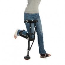 iWalk 2.0 HANDS FREE WALKER CRUTCH AID $159.99 -The revolutionary iWALK 2.0 is a hands-free alternative to traditional crutches that allows you greater freedom and self-sufficiency by leaving you full use of your arms and legs.
