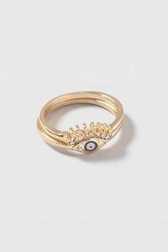 Eye and Eyelash Ring Pack