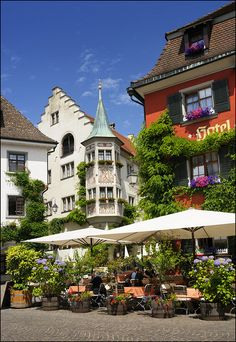 Meersburg, Germany. A picturesque hamlet that will charm you. TG