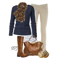 On the go, created by s-p-j on Polyvore