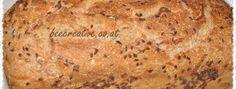 Amaranth-Brot mit Karotten - Bee Creative Banana Bread, Desserts, Creative, Food, Carrots, Tailgate Desserts, Deserts, Meals, Dessert