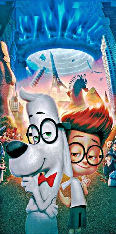 A talking dog, Mr Peabody, embarks on a life dedicated to science, technology and athletics after being rejected by a potential owner. He adopts a son, Sherman. Cartoon Cartoon, Athletics, Disney Characters, Fictional Characters, Adoption, Science, Technology, Disney Princess, Dogs