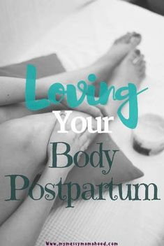 Beauty and relaxation favorites that every tired mom should used postpartum.