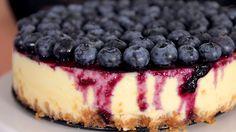 New York Cheesecake Rezept als Back-Video zum selber machen! Ganz einfach Schritt für Schritt erklärt!