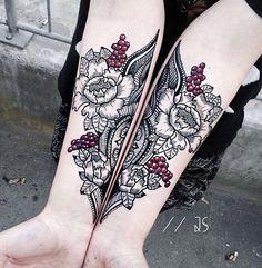 Ornamental Forearms
