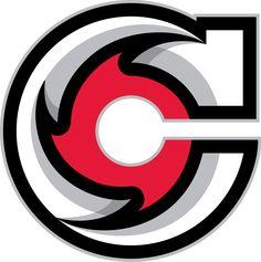 Cincinnati Cyclones Primary Logo (2015) -
