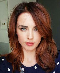 sharp redhead Danielle