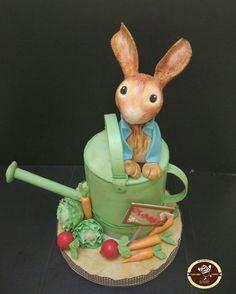Peter Rabbit by Astried Ambarsari