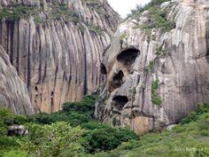 Pedra da Caveira, Parque Pedra da Boca, Brasil