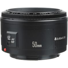 Canon EF 50mm f/1.8mm II Lens (Refurbished) $70 + Free Shipping