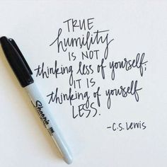 As always, C. S. Lewis knows just how to phrase things.