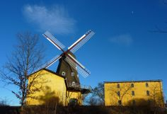 Old Windmills | Hørsholm old windmill