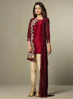 Latest Eid Dresses 2017 Pakistani - Latest Eid Dresses 2017 Pakistani Source by - Stylish Dresses, Casual Dresses, Fashion Dresses, Girls Dresses, Formal Dresses, Eid Dresses, Dresses Online, Pakistani Wedding Outfits, Pakistani Dresses Casual