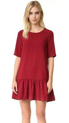 Suncoo Caramel Dress