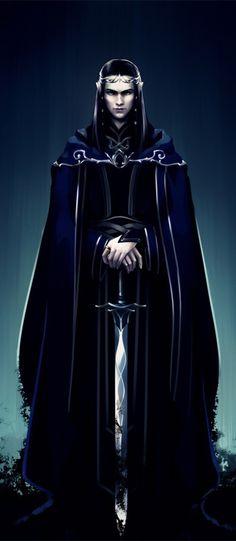 Eöl, the Dark Elf