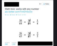 Life Hack: How to Fail Basic Math – hacks for school Hack My Life, Simple Life Hacks, Useful Life Hacks, School Life Hacks, School Ideas, School School, School Notes, School Projects, Craft Projects