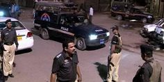 #Karachi: 15 suspects detained during police operation