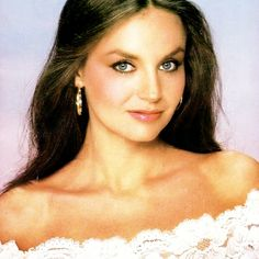 """Crystal Gayle, an American country music singer. In late 70's and 80's she had a success with """"Don't It Make My Brown Eyes Blue"""", """"Talking In Your Sleep"""" and """"Half the Way"""". Sister of the legend country singer Loretta Lynn."""
