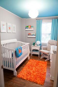Babyzimmer ideen junge | Babyzimmer einrichten | Pinterest ... | {Babyzimmer gestalten ideen 30}