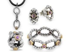 pandora necklace design ideas - Google Search