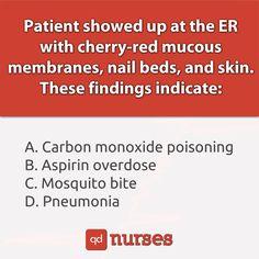 NCLEX Question 2 - Find out the answer in the article! - #nclex #nursing #nurse #nursingschool #meme #chart
