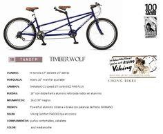 Echa un vistazo a este producto en yohago.com:  Tandem Timberwolf